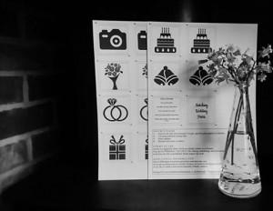 Wedding pairs pdf image
