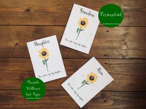 Sunflower Cards 7
