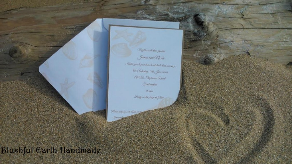 Shell invitation 1
