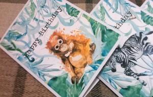 Orangutan cards